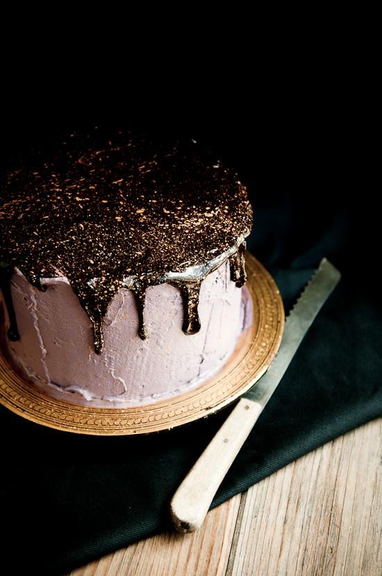 Glittercake
